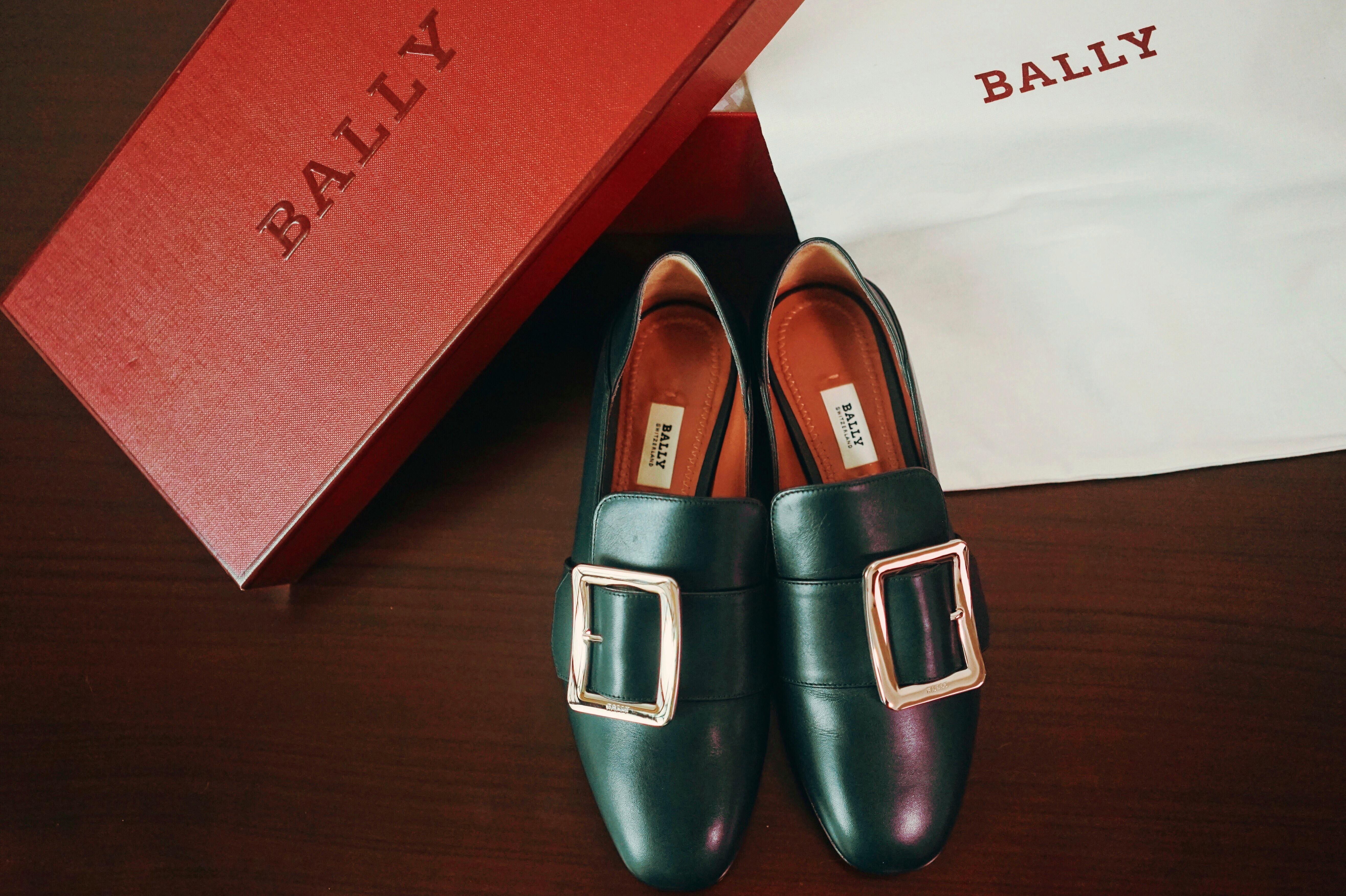 Bally Janelle方扣 一脚蹬鞋购买原因(设计|打折)