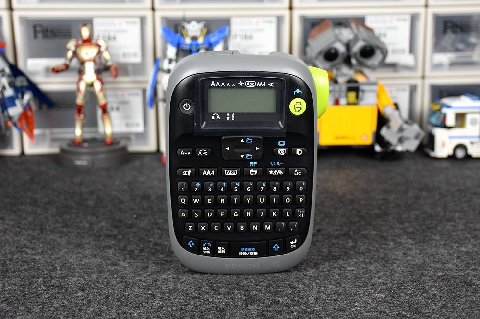 EPSON  LW-K400L标签打印机开箱