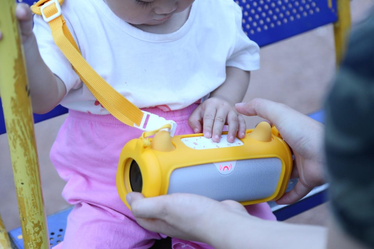 智能数码玩物 篇三十八:牛听听儿童智能熏教机 给孩子一个健康成长的陪伴