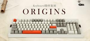 AJAZZ黑爵 AK510 复古球帽 机械键盘
