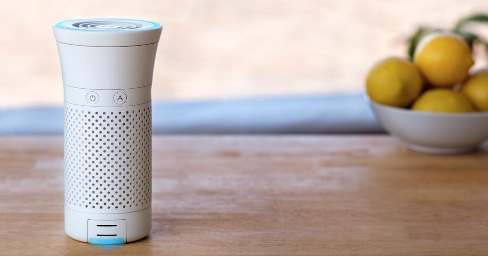 """苹果官网上新的 """"飞机杯"""",一代 Wynd 个人空气净化杯开箱体验"""