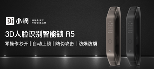【有品众筹】德施曼 小嘀R5 3D人脸识别智能锁