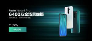 Redmi 红米 Note 8 Pro 智能手机