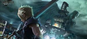 【轻众测】最终幻想7:重制版 PS4 主机游戏  港服数字版